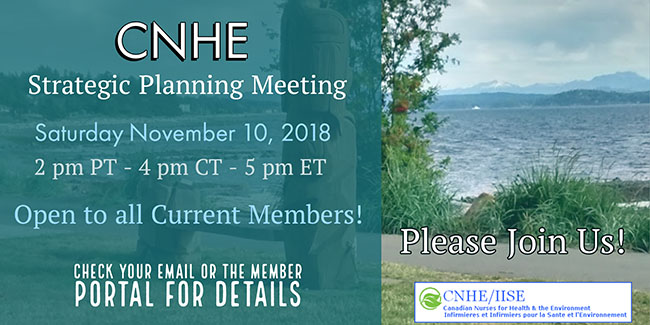 CNHE Strategic Planning Meeting