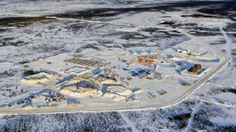 Victor Diamond Mine